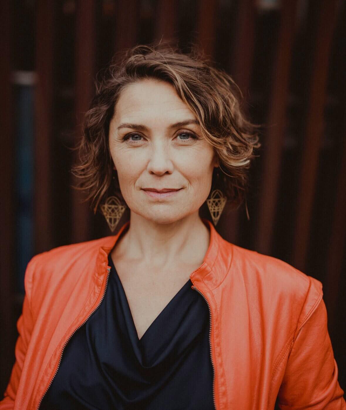 Megan Devine, author